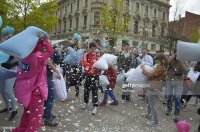 World Pillow Fight Day | Getty Images
