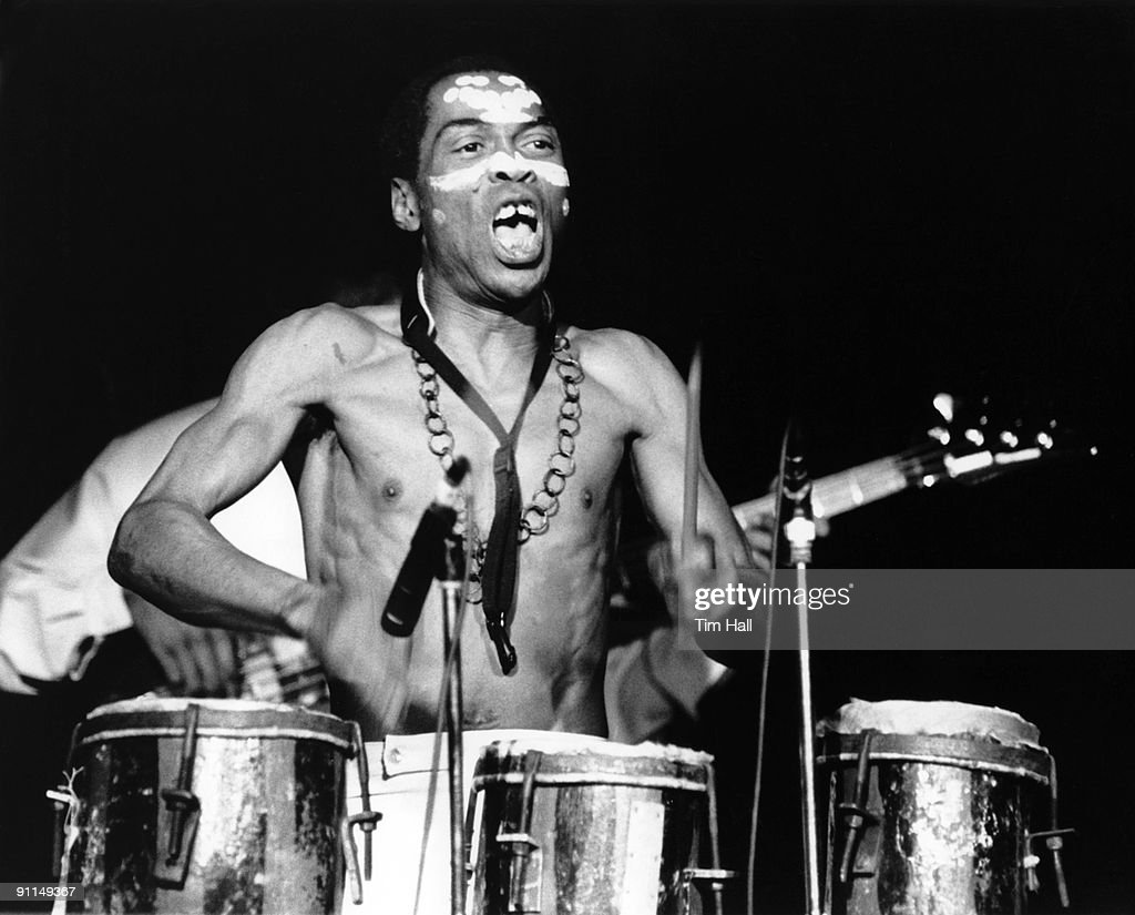 Fela Kuti Fela Kuti Getty Images