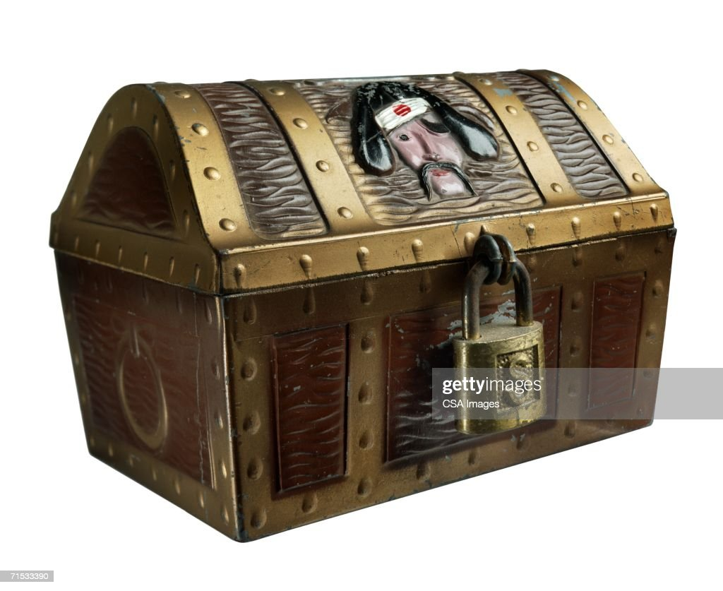 Treasure Chest Stock Photos And Pictures Getty Images