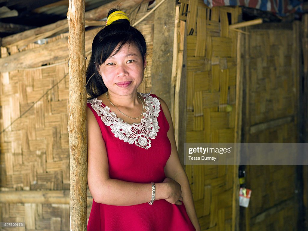 Village Girl Photo Wallpaper Lao Pdr Nam Ou River A Vietnamese Prostitute At Her