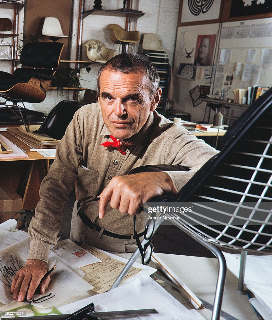 Charles Eames 60 Top Charles Eames Pictures Photos Images Getty Images