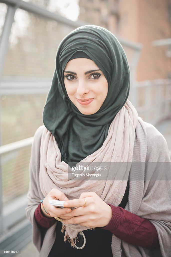 Muslim Girl In Hijab Wallpaper Hijab Stock Photos And Pictures Getty Images