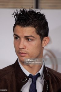 Ronaldo Earrings Stock Photos and Pictures