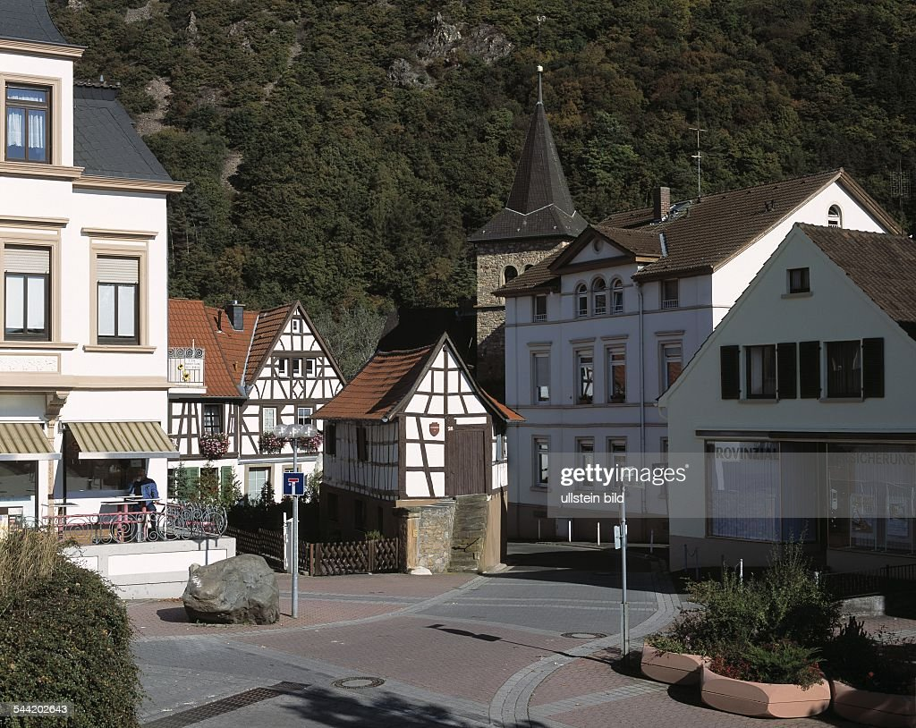 Bad Stein Bad Muenster Am Stein Ebernburg 2003 News Photo Getty Images
