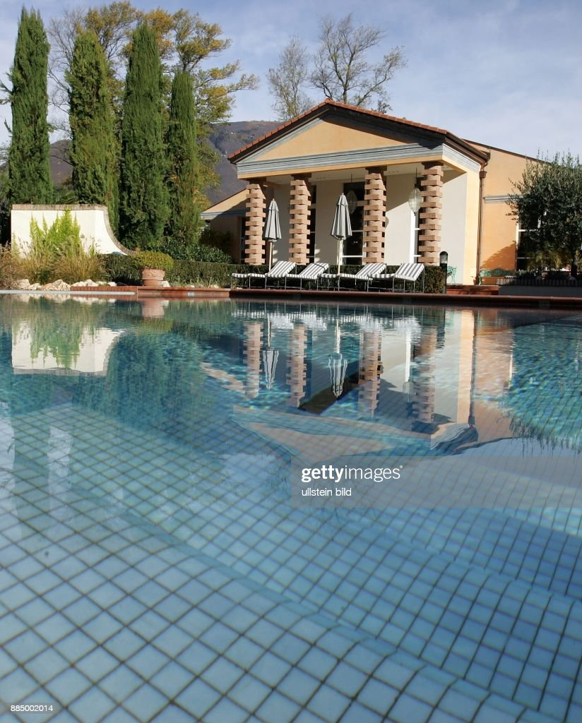 Garten Swimmingpool Hotel Giardino Swimmingpool Und Garten News Photo Getty Images