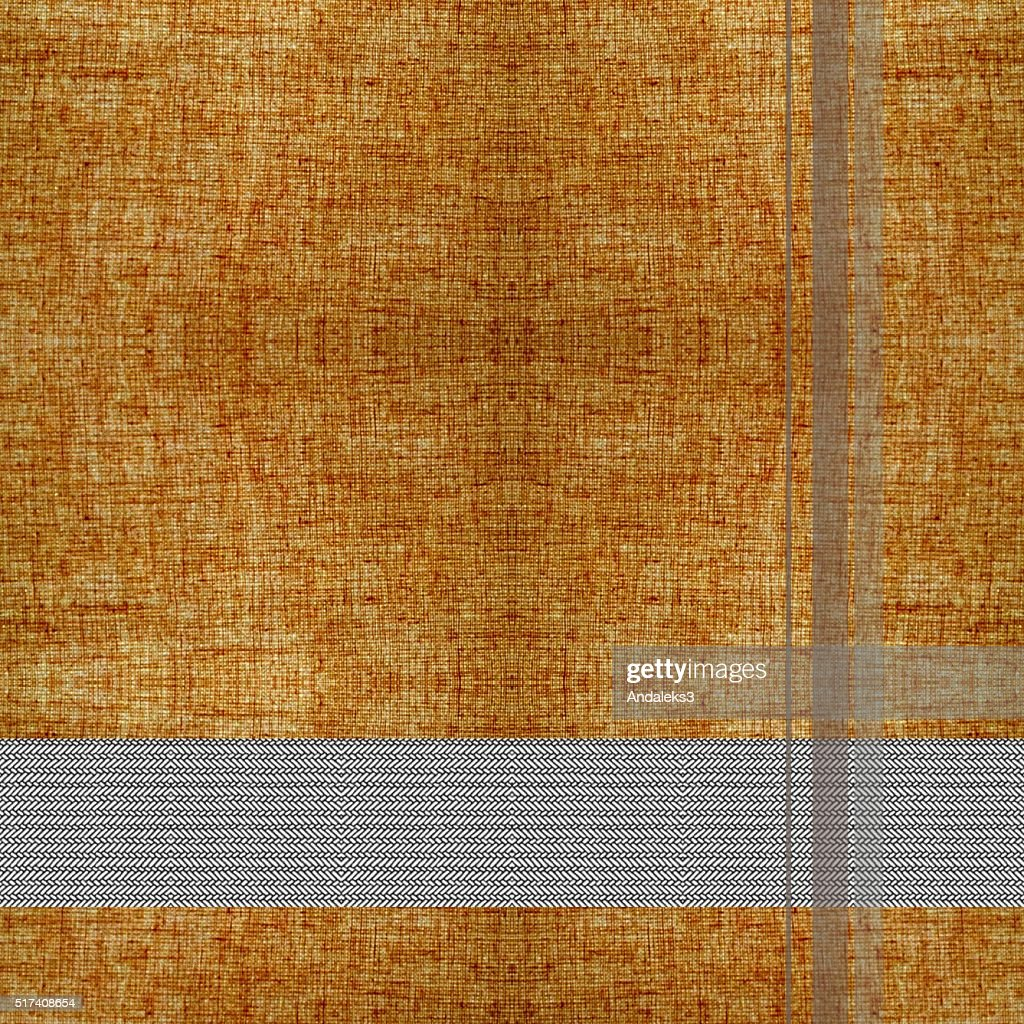 Brown Seamless Fabric Textures Seamless Fabric Texture Stock Photo Getty Images
