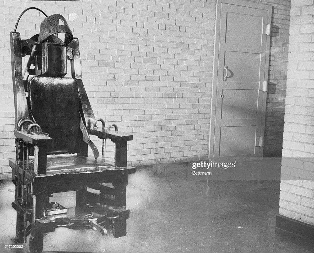 Electric Chair Stock Photos And Pictures Getty Images