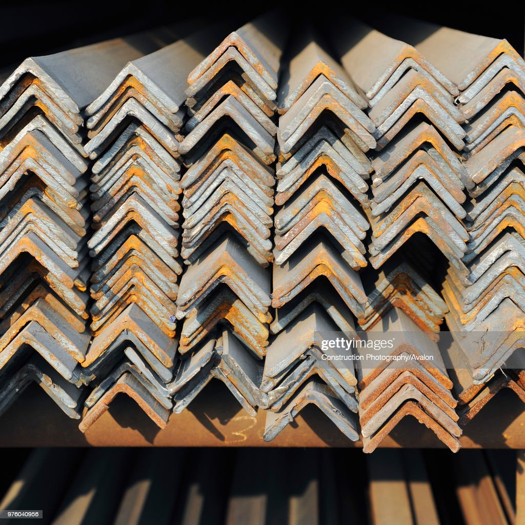 Construction Steel Market Steel Channelling On Sale At A Construction Products