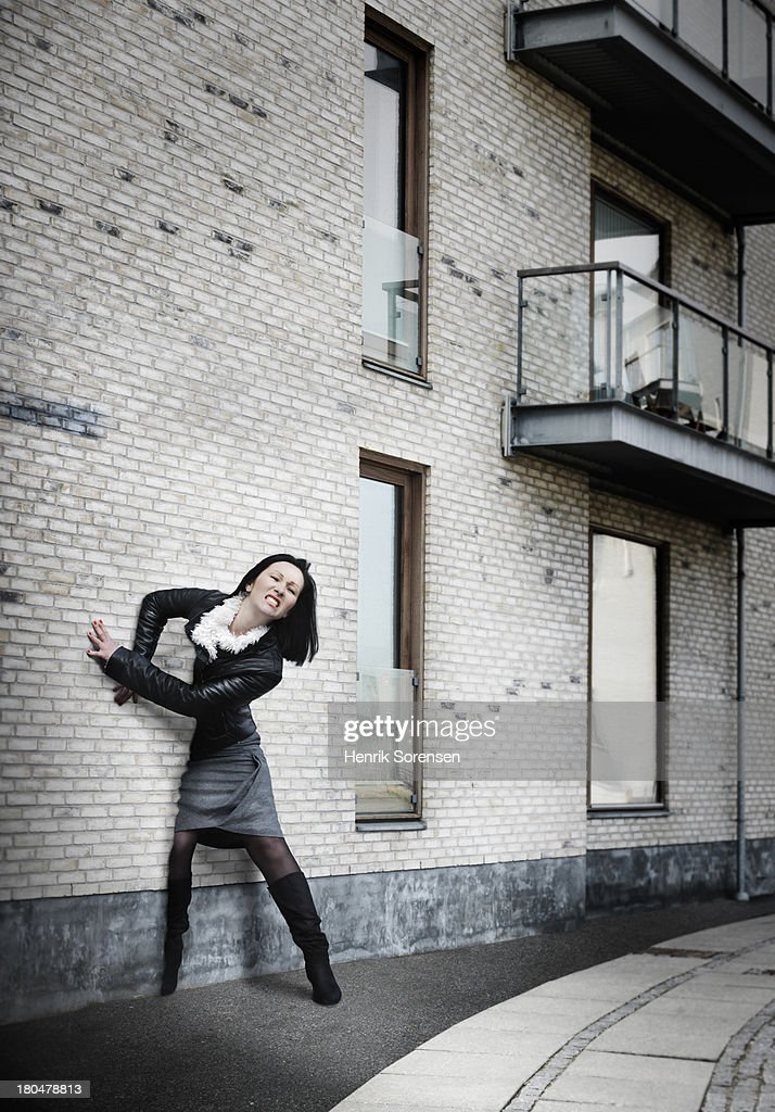 Stuck An Der Wand Stuck Stock Photos And Pictures | Getty Images