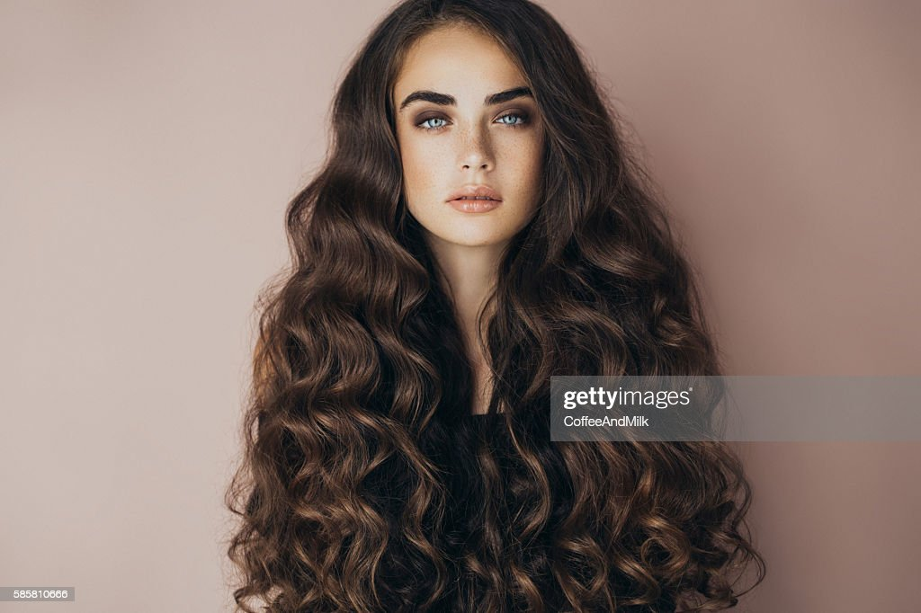 Lange Haare Abrasieren Frau Long Hair Stock Photos And Pictures | Getty Images