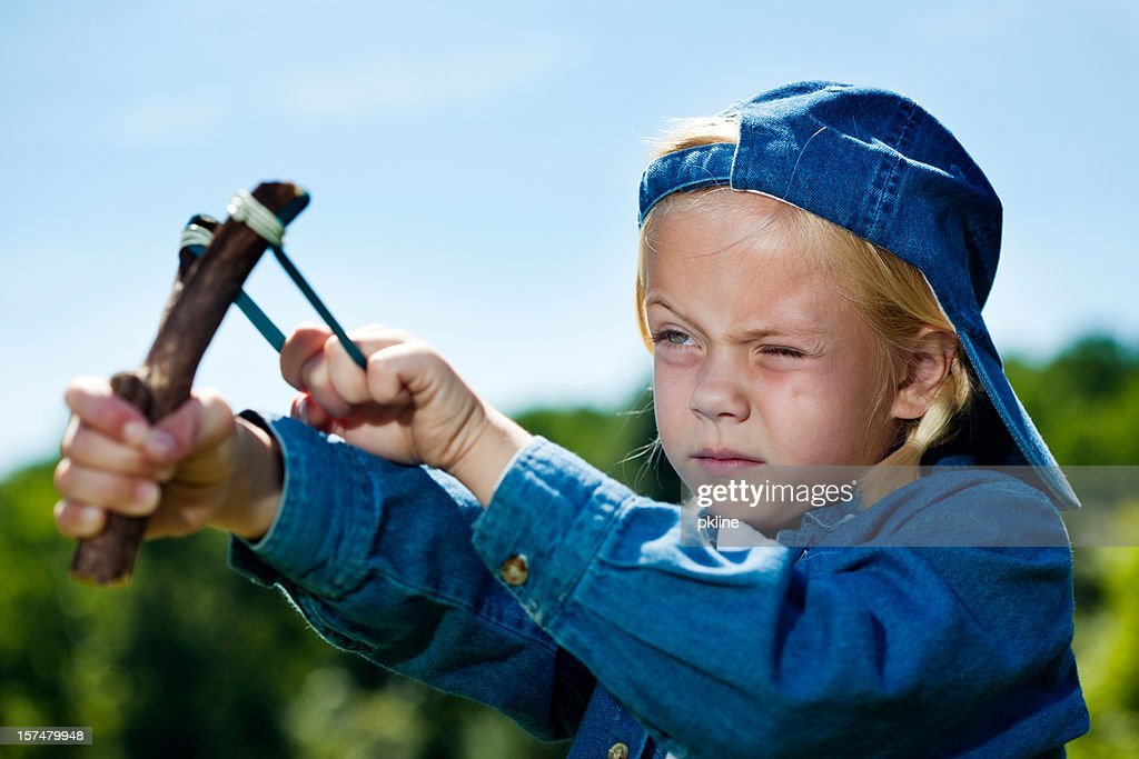 Slingshot Stock Photos And Pictures Getty Images