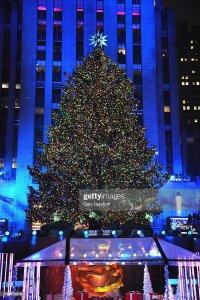 83rd Rockefeller Center Tree Lighting 2015 | Getty Images