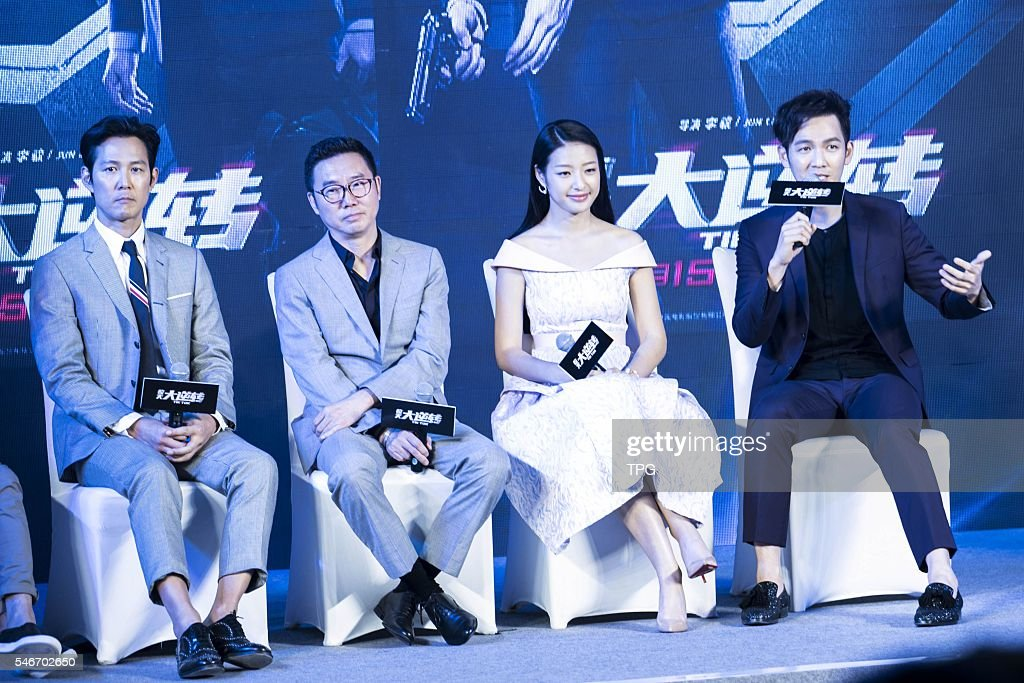Tpg Tarieven Wallace Chung And Jung-jae Lee Attend The Premiere Of Tik