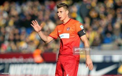 Willi Orban, Einzelbild, Aktion, Gestik, FC Kaiserslautern FCK,... Pictures | Getty Images