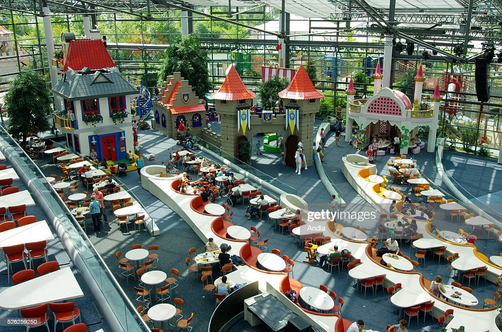 Playmobil Funpark Angebote Playmobil Fun Park Is Located In One Of The Towns Where