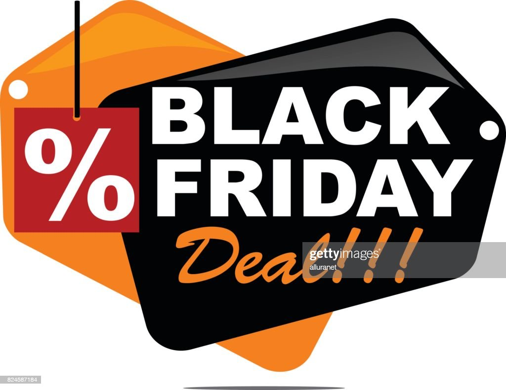 Black Friday Angebot Black Friday Angebot Vektorgrafik Getty Images