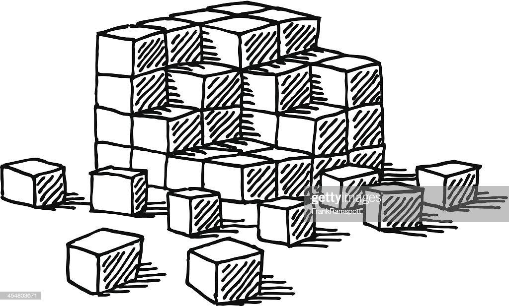 block of diamond id
