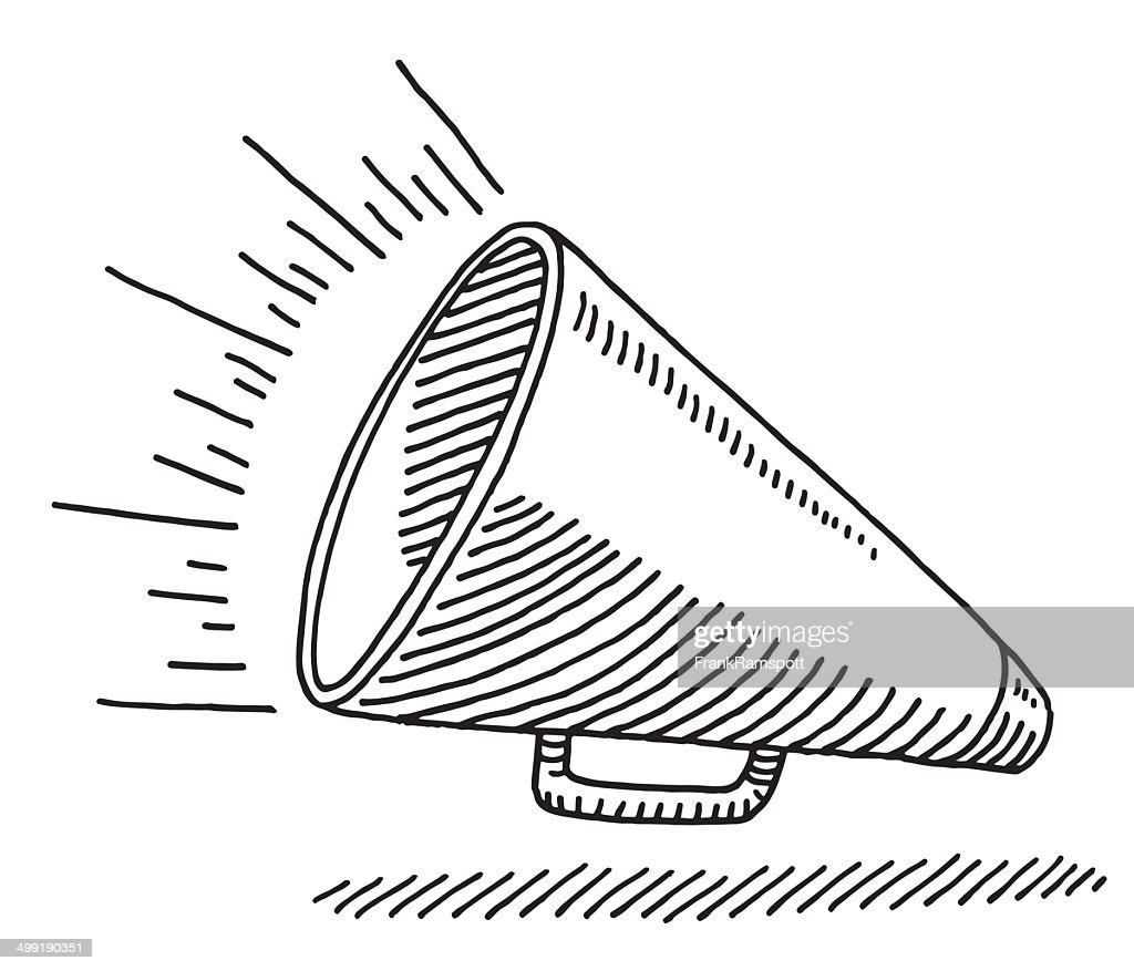 Awesome Top Megaphone Stock Illustrations Clip Art Cartoons Auto Wiring Digital Resources Aeocykbiperorg