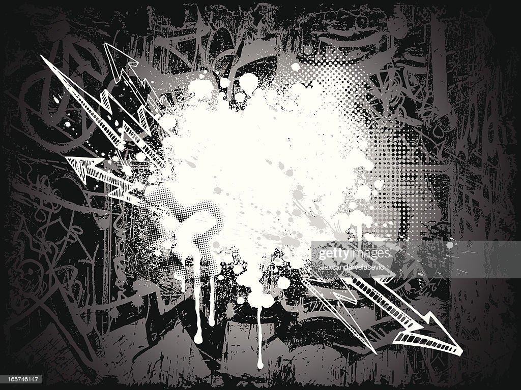 Cute Graffiti Wallpaper Graffiti Background Vector Art Getty Images