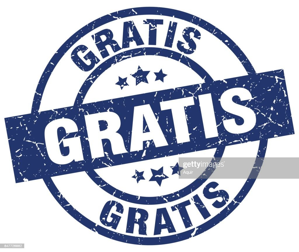 Foto Gratis Gratis Blue Round Grunge Stamp Vector Art Getty Images