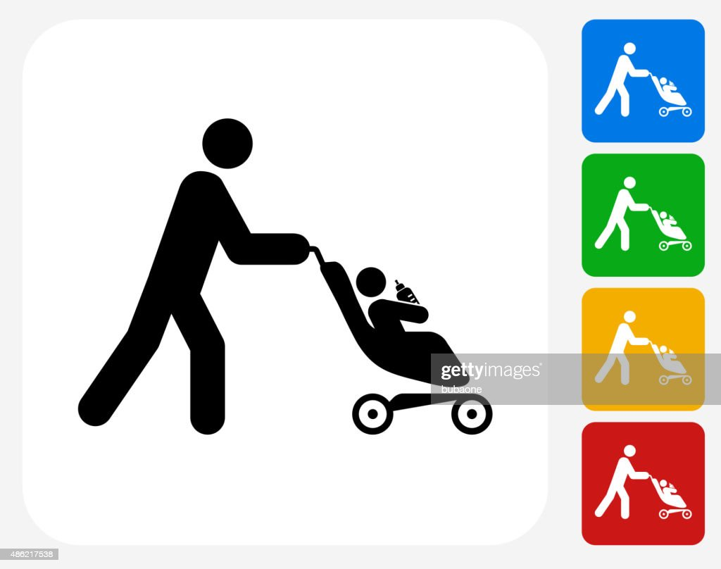 White Newborn Prams Baby Stroller Stock Illustrations And Cartoons Getty Images