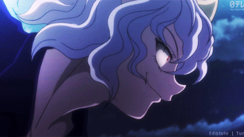 Wallpaper Gif Anime Neferpitou Gifs Find Amp Share On Giphy