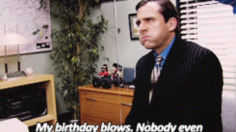 Sad Happy Birthday GIF - Find  Share on GIPHY