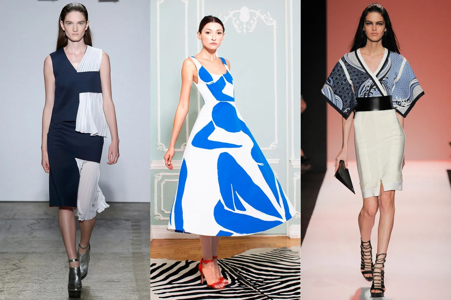 Trend Wandfarben 2015 Spring 2015 Fashion Trends From Fashion Week | Glamour