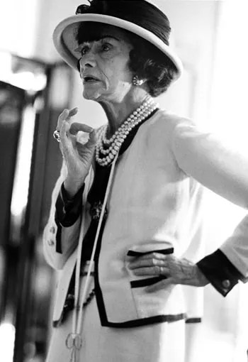 The Black Pearl Wallpaper 5 Things You Can Thank Coco Chanel For Including Her