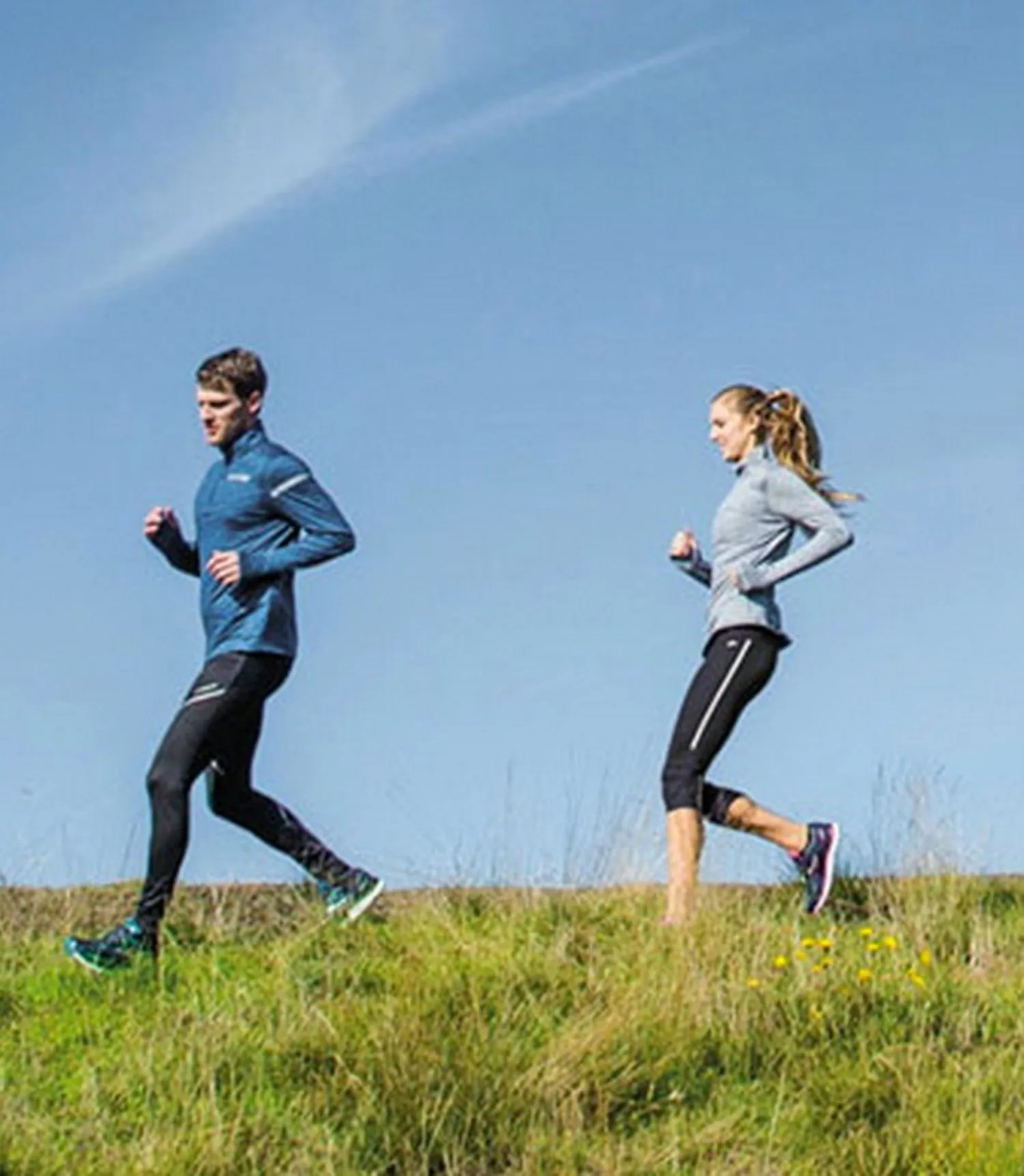 Jogging Run Time New Study Slow Jogging Leads To Longer Life Than Running