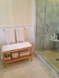 How a Cute Ikea Bathroom Bench Helped Cure My Dry Skin ...