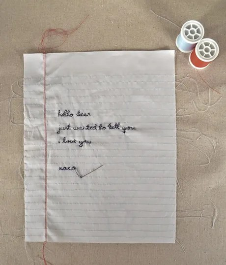 One Woman\u0027s Super Romantic Love Letter to Her Husband Glamour