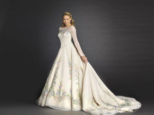 Medium Of Cinderella Wedding Dress
