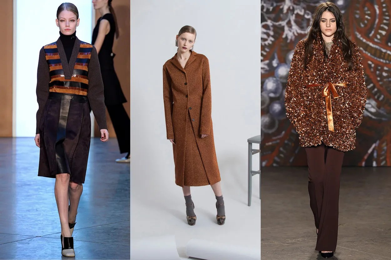 Trend Wandfarben 2015 Fall 2015's Most Wearable Fashion Trends | Glamour
