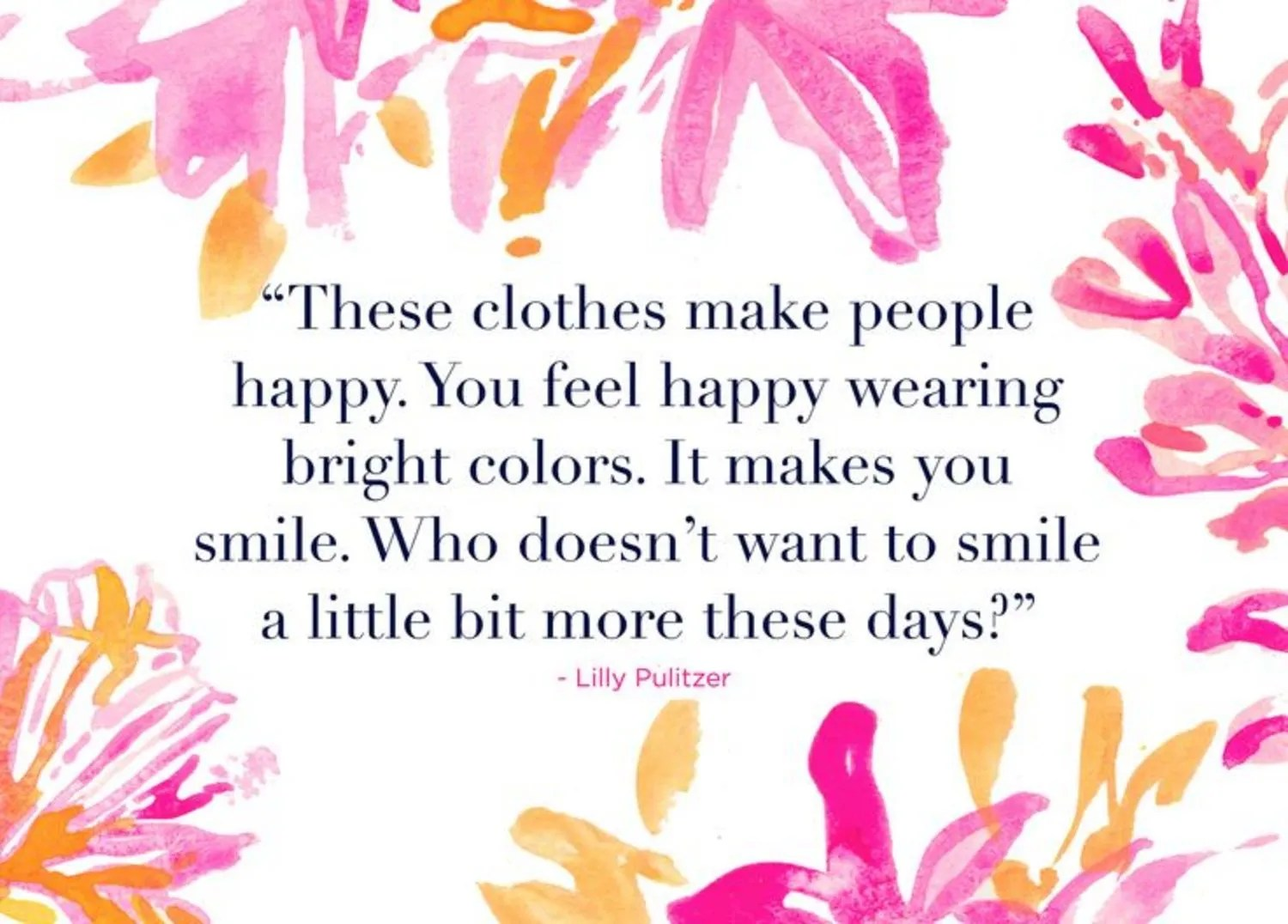 Watercolor Fashion Quote Desktop Wallpaper Vintage Lilly Pulitzer Photos And Quotes Glamour
