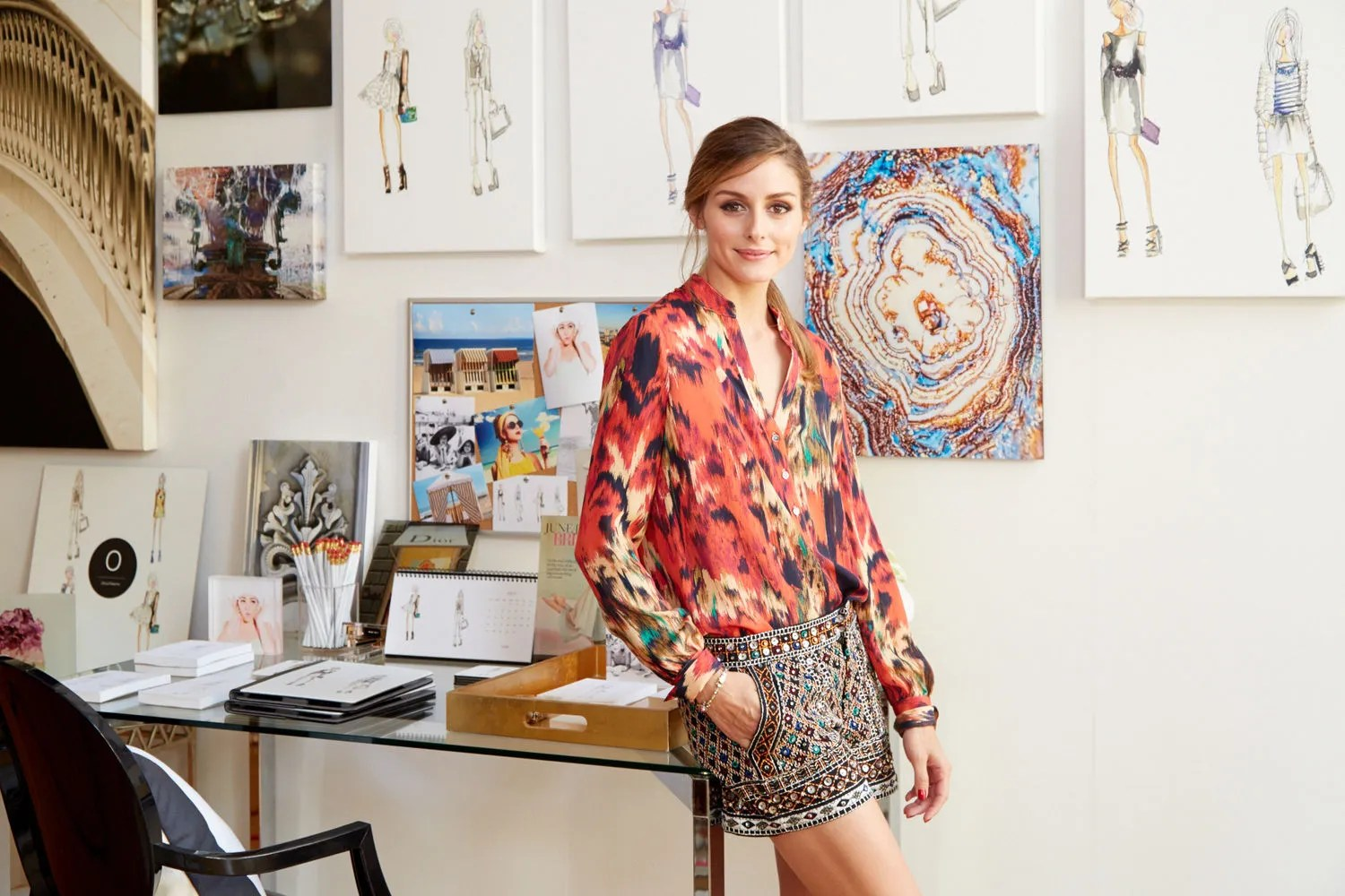 Olivia Palermo Apartment Decor Easy Decorating Ideas Decorating For Two Olivia Palermo S