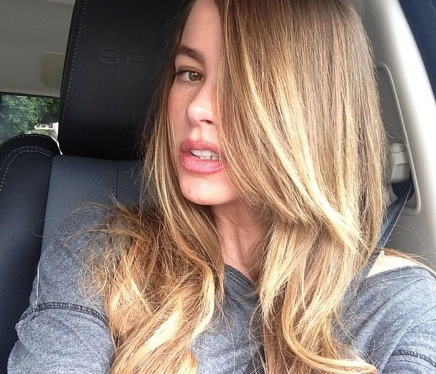 Sofia Vergara Hair Color Sofia Vergara Just Dyed Her Hair Blond And It S Pretty Hot Should