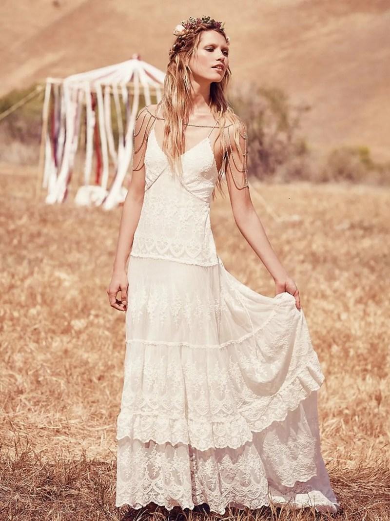 Large Of Boho Wedding Dress