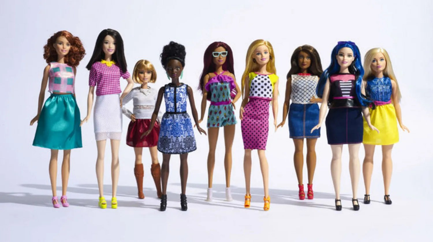 Barbie Girl Doll Wallpaper Everything You Need To Know About The New Barbies Glamour