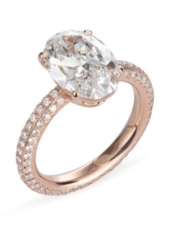 Small Of Fake Engagement Rings