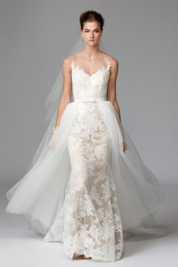 Imposing Wedding Dresses That 2017 Brides Need To See Glamour Summer Wedding Dresses Sleeves Er Women Summer Wedding Dresses