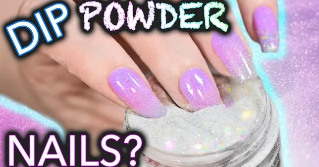 Dip Powder Nails All About The Manicure That Lasts Longer