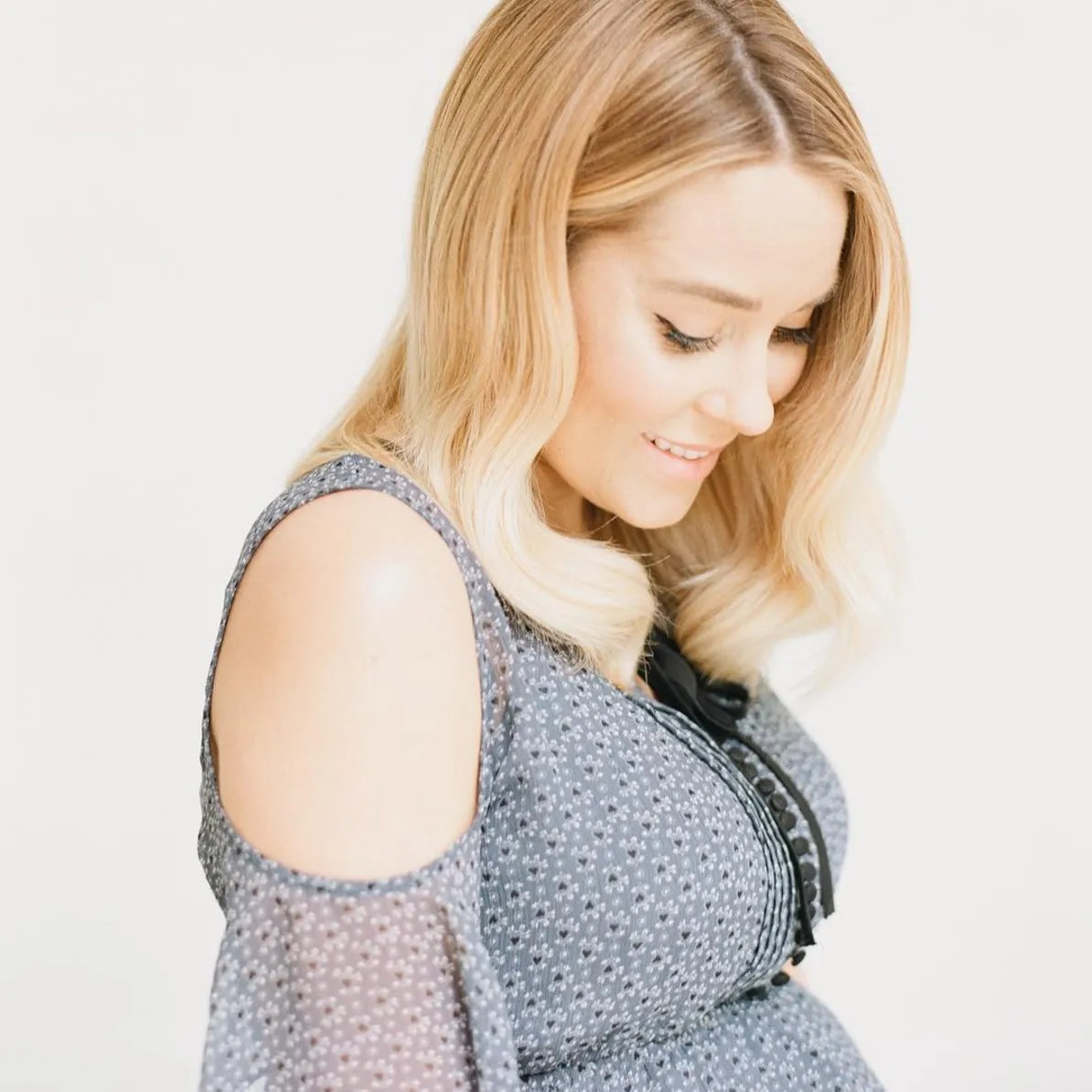 Lauren Conrad Lauren Conrad Says Fitting Maternity Designs Into Her Clothing