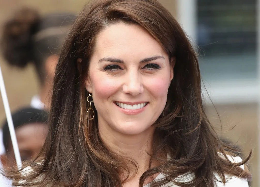 Very Best Hd Wallpapers Kate Middleton Was Pretty In Pink For Trooping The Color