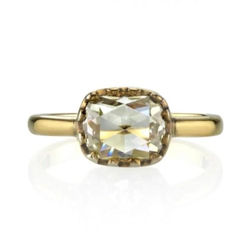 Medium Of Engagement Ring Styles