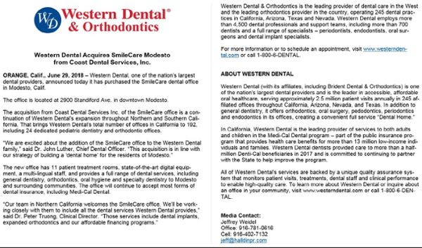 Western Dental Services Interview Questions Glassdoor