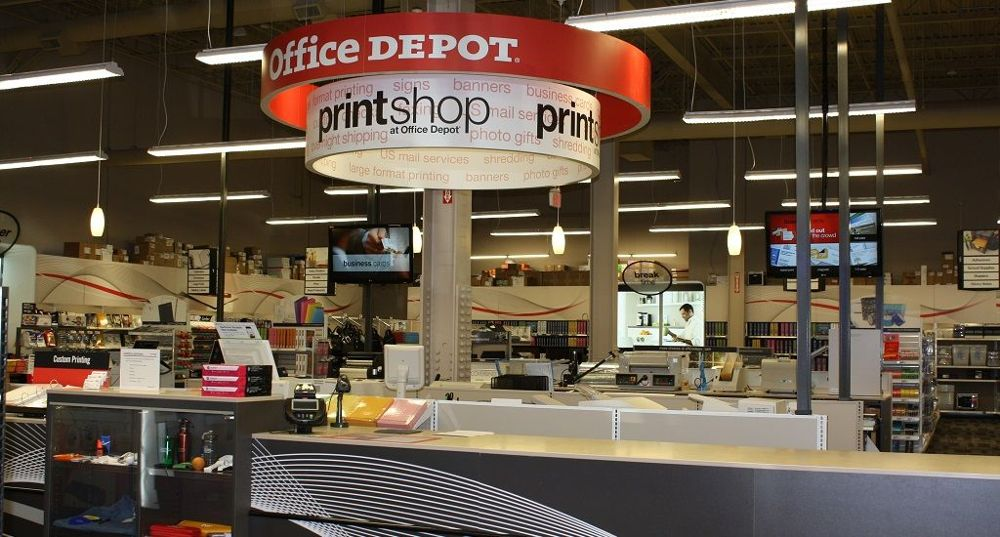 Office Depot Copy  Print Cen - Office Depot Office Photo Glassdoor