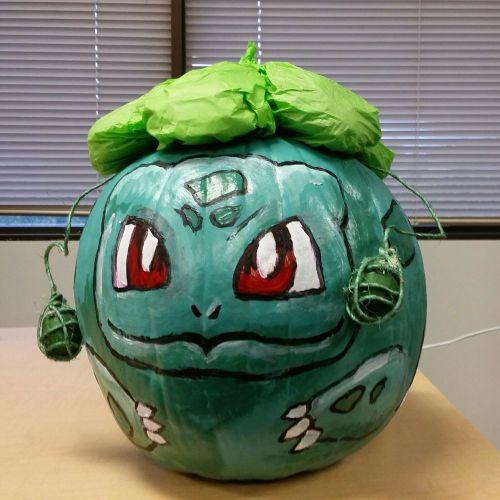 Medium Of Pumpkin Decorating Contest