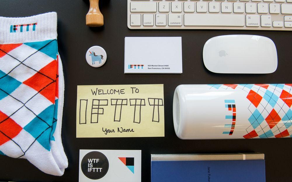 New Hire Desk - IFTTT Office Photo Glassdoor