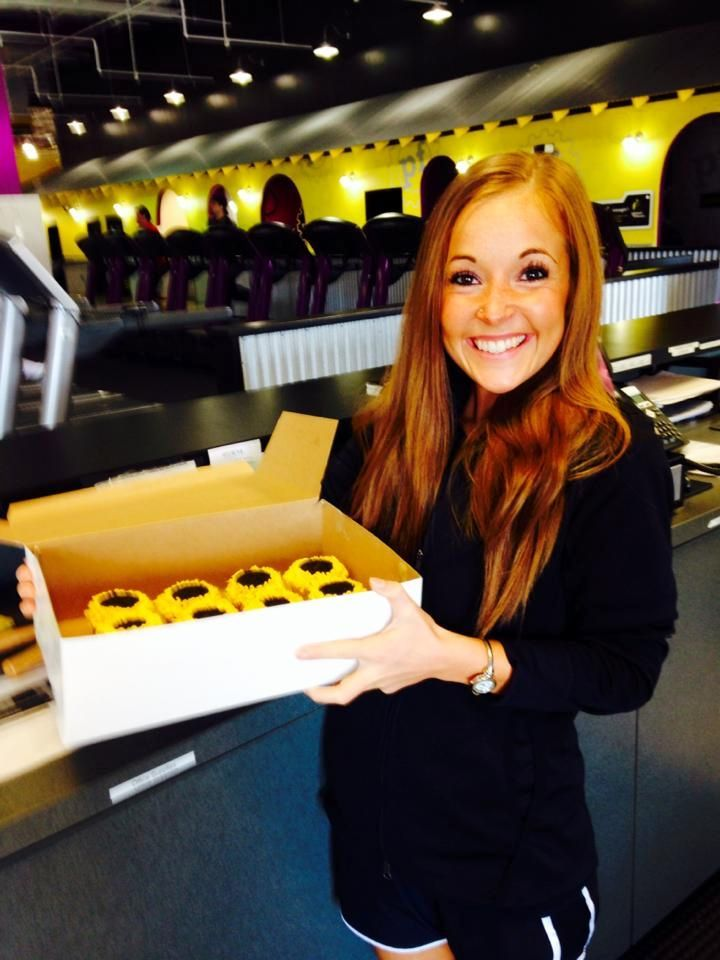 Birthdays are the best when y - Planet Fitness Office Photo